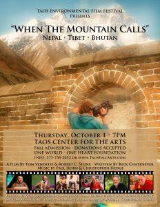 When the Mountain Calls: Nepal. Tibet, Bhutan