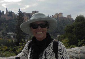 Jean in Granada, Spain 2018